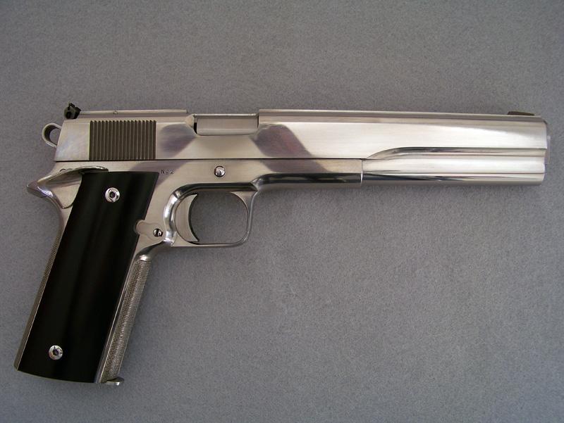 Lou S Gun Work Gunsmithing Colt 1911 Longslide