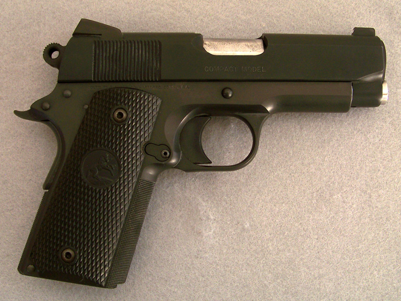 Lou's Gun Work - Gunsmithing - Colt 1911 Officer Model